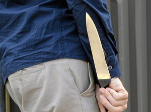 Man in Rainbow Beach knife attack pleads guilty