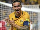 David Gallop has met with Tim Cahill's management and spoken to the Socceroos striker, who is believed to be considering an A-League deal with Melbourne City.