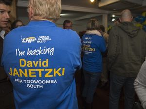 BY-ELECTION: Janetzki ahead but result could be days away