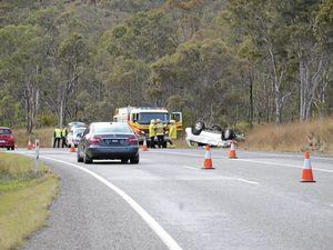 Sunshine Coast man killed in crash near Warwick