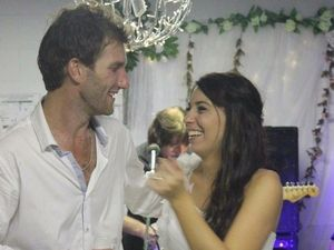 Community pull together to save Yeppoon couple's big day
