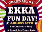 A fun alternative to the Ekka. There will be rides, activities, stalls, shows and food. FREE ENTRY.  https://www.facebook.com/GASSEkkafunday/?fref=ts