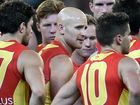 Gary Ablett has conceded the Suns are paying the price for poor player development in their early years.