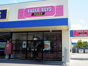 Eagle Boys pizza store
