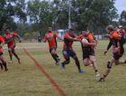 Tigers make history at mud-filled game