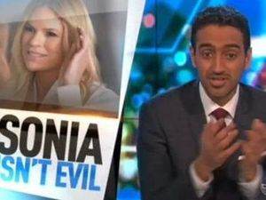 """Waleed Aly: Australia's refugee policy is """"poisonous"""""""