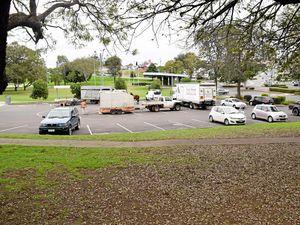 Generic Car-park photo