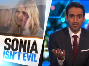 Waleed Aly wants Forgiveness to go Viral