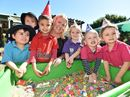 Koala Kindy at the Fraser Coast Anglican College celebrated its tenth birthday with a special party.