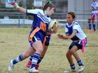 The conditions didn't seem to worry the junior Rugby League players last weekend.