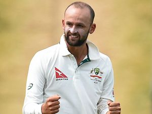 Lyon not concerned by lack of wickets in Test warm-up