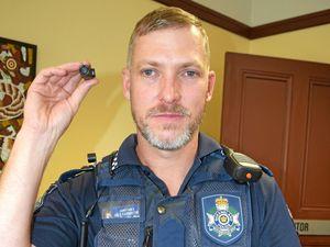 Police vision of body worn cameras