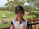 Gladstone golfing prodigy Declan Corke has ticked another box as he swings his way to becoming the youngest player on the Queensland School team