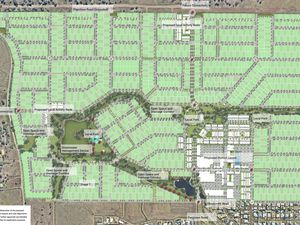EXPLAINED: New 1500-lot master-planned town