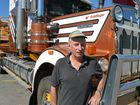WHEN I came across a flashy Kenworth in Townsville I thought the driver may be an agent 007 in disguise.
