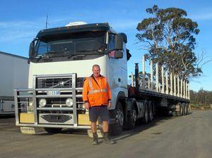 Tassie Truckin':  Darren Harback
