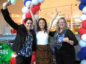 Early Christmas for Kingscliff shoppers