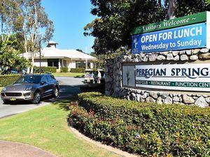 First creditors meeting at Peregian Springs Golf Club.