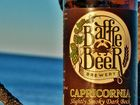 IT'S dark, smoky, and now Baffle Beer Brewery's Capricornia lager is officially the best in the land.