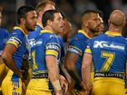 The clash between Parramatta and the Gold Coast could easily be billed as the battle of the battlers.