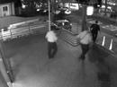 CCTV shows moment car explodes