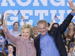 US Democratic presidential candidate Hillary Clinton selected on 22 July 2016, Democratic Senator from Virginia Tim Kaine to be her pick as running mate for the presidential elections. According to media reports, Clinton is planning to make a formal announcement on 23 July 2016.