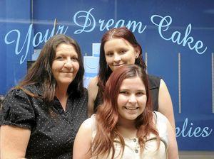 New business to satisfy cake decorating needs