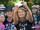 Bindi Irwin celebrates her 18th birthday with family, friends and animals at Australia Zoo.Bindi meets her fans at the Zoo.