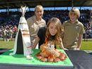 Bindi Irwin turns 18 at Australia Zoo.