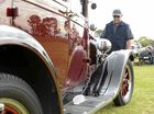 Greg Dennis is at the Grafton Vintage Car Club Show and Shine on Sunday, 24th July, 2016.