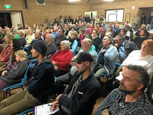 Port plans for Clarence Valley brings out community anger