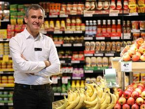THE man driving major changes at Woolworth, Brad Banducci, has a huge job ahead of him.