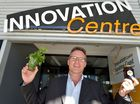 Mark Paddenburg from the Innovation Centre is looking forward to the Startup Demo Days with food products on show.