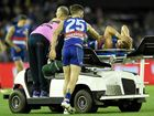 The Western Bulldogs are going to have to regroup quickly after the sickening incident involving popular team man Mitch Wallis on Saturday.