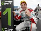 Craig Lowndes cruised to a 12th career win at the Queensland Raceway when taking out race 17 of the Supercars season, the Ipswich Super Sprint.