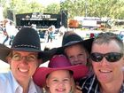 Gympie Muster is a hit with romantics