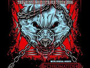 Werewolves and metal hit Lismore