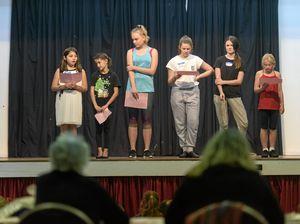 WATCH: No hard knocks for musical hopefuls