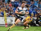 WINGER Anthony Don added another try to his tally for the potentially finals bound Gold Coast Titans while workhorse Danny Wicks stood out for the beaten Eels.