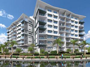 Apartment tower build starts at booming Coast suburb