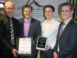 Sausage Kings snag Plateau award