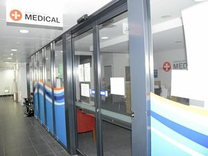 Patients being treated but no access to medical records
