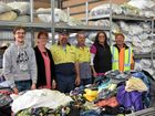 The St Vincent de Paul Distribution Centre is being praised for its exemplary means of turning trash in to treasure.
