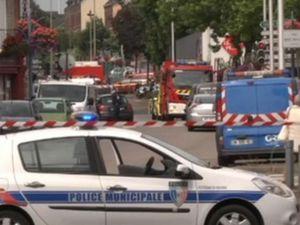 Priest killed in France knife attack