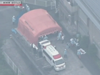 19 dead and 45 injured in attack west of Tokyo.