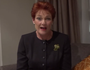 Pauline Hanson Turnbull thank you screenshot. Do not reuse.