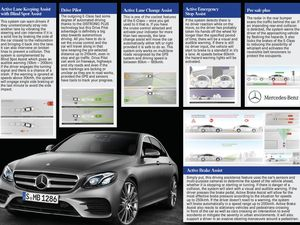 2016 Mercedes-Benz E-Class luxury comes automated