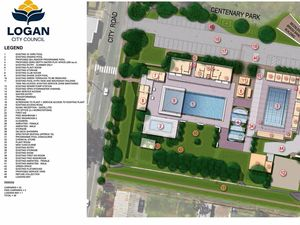 NEW LOOK: Work will start soon on the Beenleigh Aquatic Centre redevelopment.