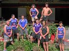 Byron Rugby swaps scrum for gardens