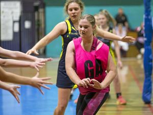 High Flyers score narrow netball wins against Scots White